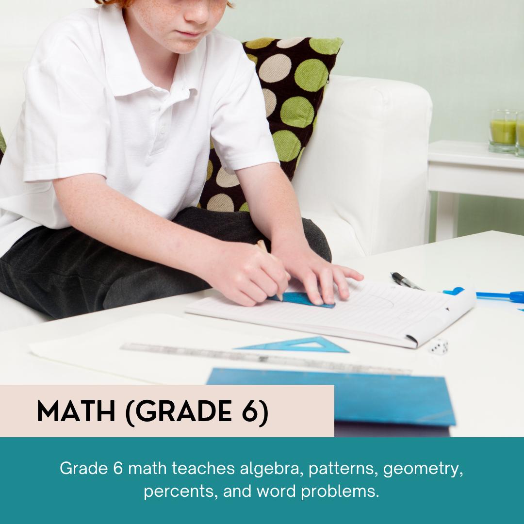 Math (Grade 6)