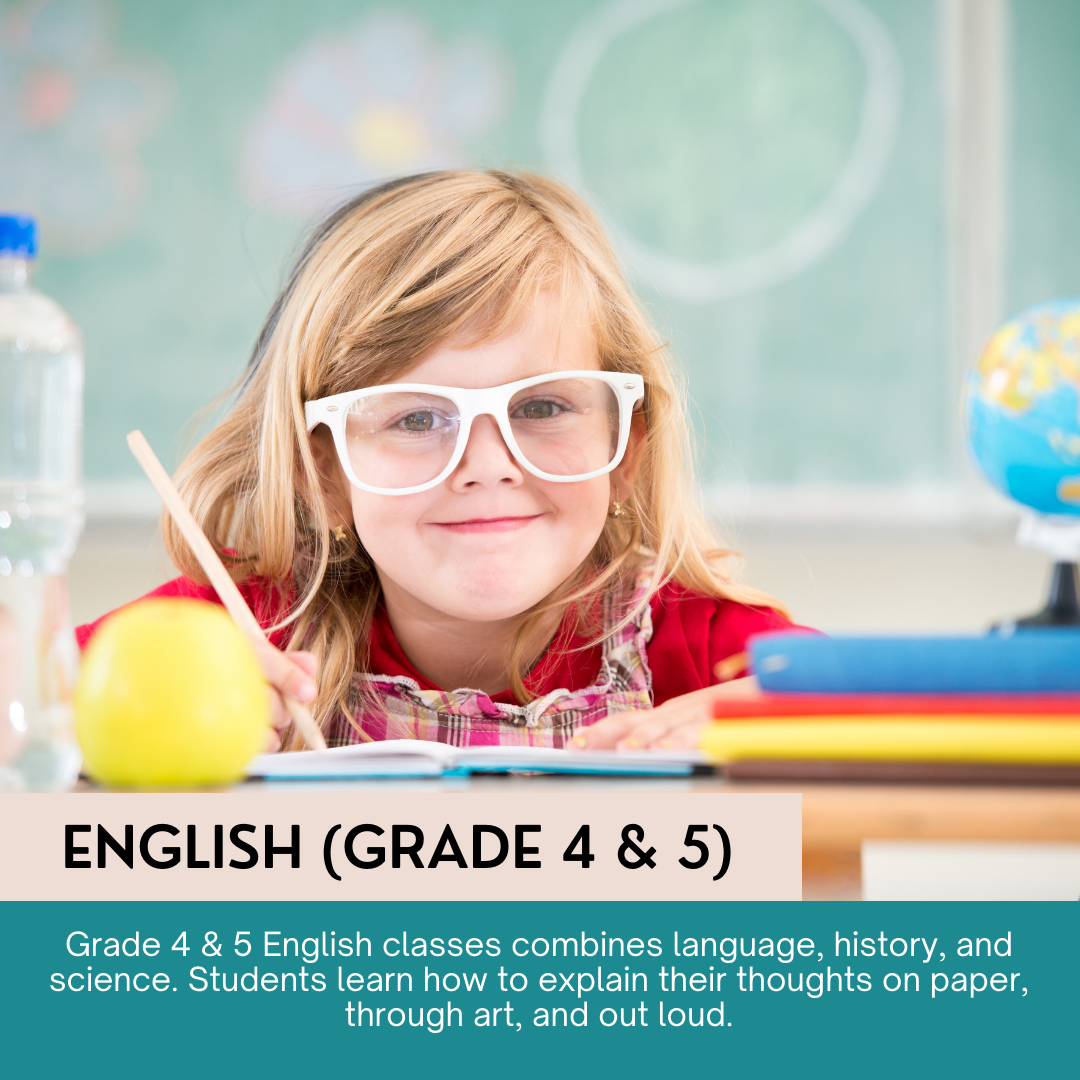 English (Grades 4 & 5)