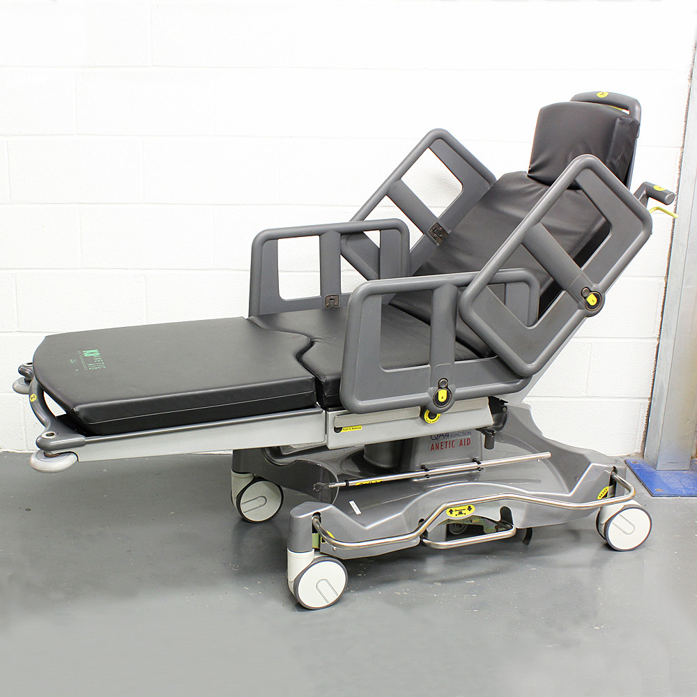 Anetic Aid QA4 Hydraulic Trolley