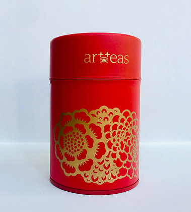 Artteas red canister