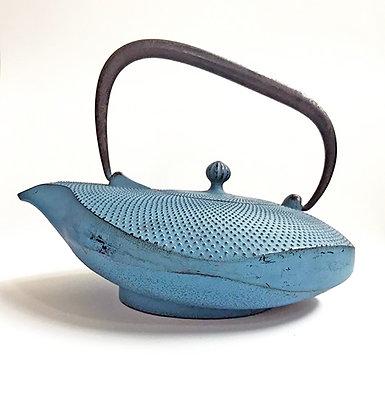King Fisher teapot
