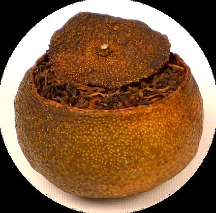 Orange Pu-erh (cooked)