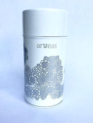 002000 tea canister (shinny)