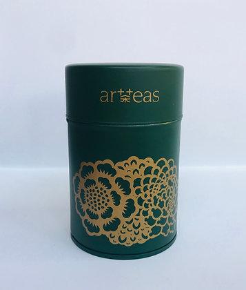 Artteas green canister