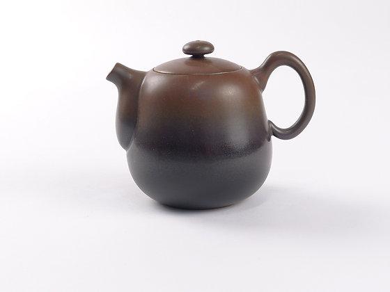 Ceramic Tea Pot AT105 Brown