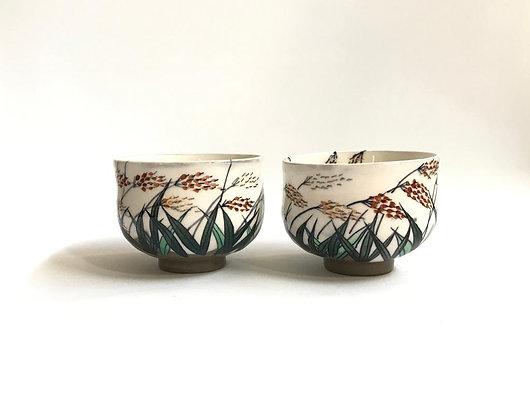 Wheat cups