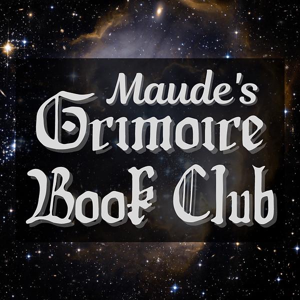 Maude's Grimoire Book Club