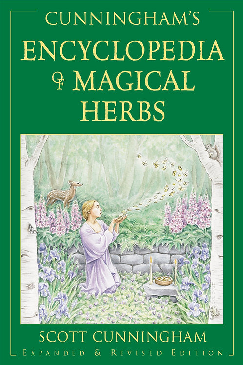 Cunningham's Encylopedia of Magical Herbs