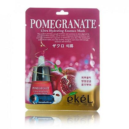 "EKEL ""Mask Pack Pomegranate"" Маска  с гранатом, 25гр."