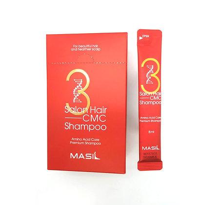 Masil Salon hair CMC shampoo for travel 20 EA Салонный уход шампунь с керамидами
