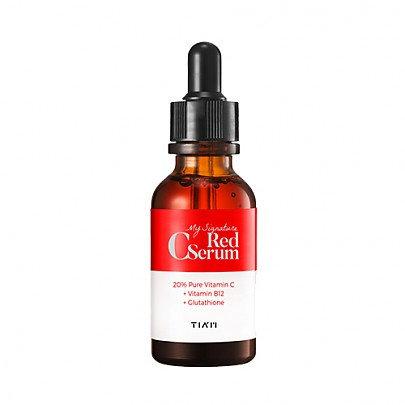 TIAM My Signature Red C Serum Сыворотка для лица с витамином С, 30мл. 125гр.