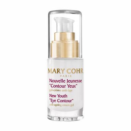 Mary Cohr, Nouvelle Jeunesse Contour Yeux, azalee cosmetic shop, feuchtigkeits creme, naturkosmetik, anti aging creme,