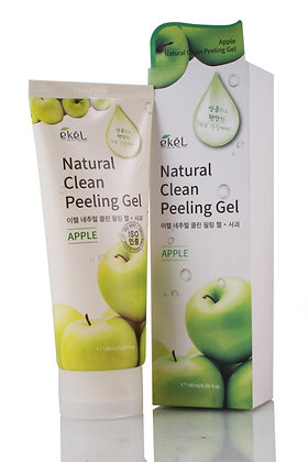 """EKEL """"Peeling Gel Apple"""" Пилинг-скатка с экстрактом зеленого яблока, 180мл."""