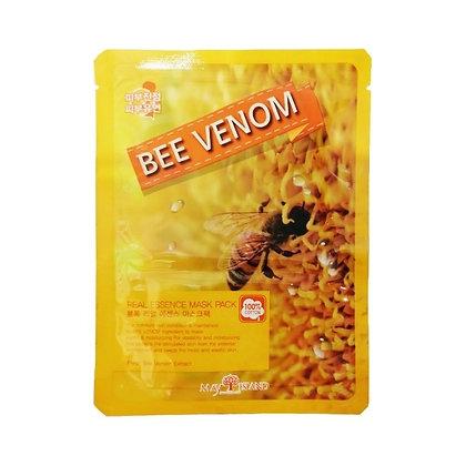 May Island RealEssense BeeVenom Mask Pack Тканевая маска с пчелиным ядом10шт25мл