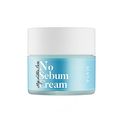 TIAM My Little Pore No Sebum Cream Крем для контроля жирности кожи, 50мл. 138гр.