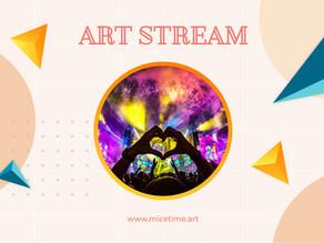 Новый проект ART STREAM объединит творческих людей во всем мире.