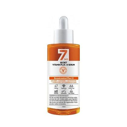 May Island 7Days Secret Vita Plus-10 Serum Витаминизированная сыворотка, 50мл