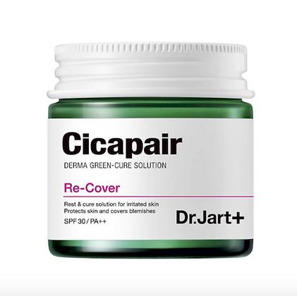 Dr.Jart+ CiCapair Re-Cover SPF30 PA++ Восстанавливающий СС-крем-антистрессс 50мл, корейская косметика оптом, Rich cosmetic
