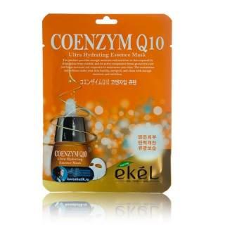 "EKEL ""Mask Pack Coenzym Q10"" Маска ""Коэнзим Q10"", 25гр"