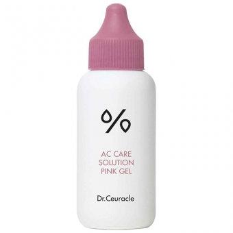 Dr.Ceuracle AC CURE SOLUTION PINK GEL Гель для умывания для проблемной кожи 50мл