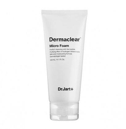 DR JART+ DERMACLEAR MICRO pH FOAM Гель-пенка  глубокое очищение PH 5.5 120мл, корейская косметика оптом, Rich cosmetic