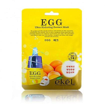 """EKEL """"Mask Pack Egg"""" Маска """"Яичная"""" 25гр."""