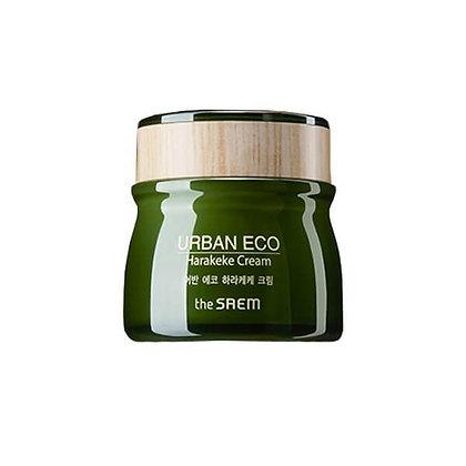 THE SAEM Urban Eco Harakeke Cream Многофункциональный крем для лица, 60мл.