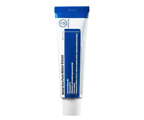 PURITO Deep Sea Pure Water Cream Крем с морской водой глубокое увлажнение, 50мл