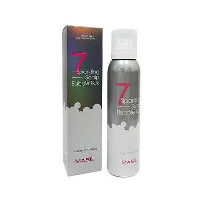 Masil 7 Sparkling Scalp Bubble Tick 150 ml Пилинг для кожи головы 150мл.