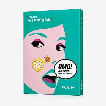 Dr. Jart+ Focuspot Pore Melting Patch Тающие патчи для сужения пор, корейская косметика оптом, Rich cosmetic