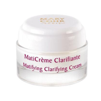 Mary Cohr, MatiCrème Clarifiante, Mattierungscreme