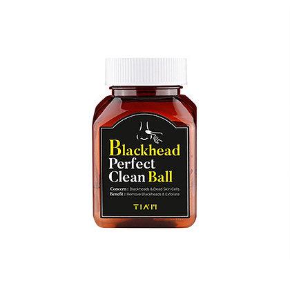 TIAM Blackhead PerfectCleanBall Шелковые шарики, пропитанные эссенцией 50мл,83гр