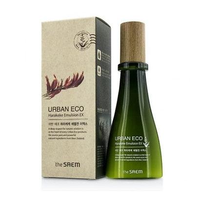 THE SAEM Urban Eco Harakeke Emulsion Эмульсия с экстрактом  льна, 140 мл