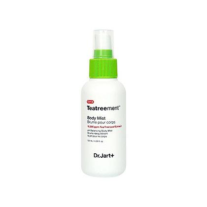 Dr. Jart+ Ctrl-A Teatreement Body Mist 120ml Мист для тела для проблемной кожи, Rich cosmetic, корейская косметика оптом