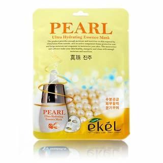 "EKEL ""Mask Pack Pearl"" Маска с порошком жемчуга, 25гр."
