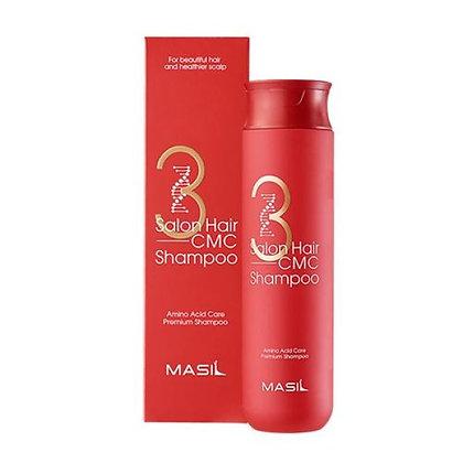 Masil Salon hair CMC shampoo Восстанавливающий шампунь с керамидами