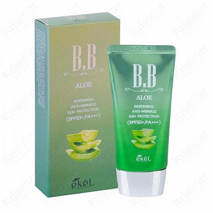 "EKEL ""BB Cream (Tube) Aloe"" ББ крем с алоэ, 50мл."