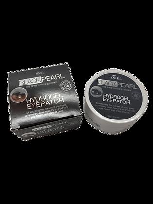 """EKEL """"Eye Patch Black Pearl"""" Патчи для глаз с черной жемчужиной, 90гр, 60шт."""