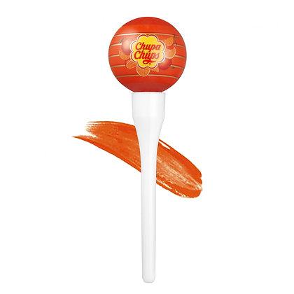 "Chupa Chups ""Lip Locker Orange"" Жидкая помада-тинт Апельсин"