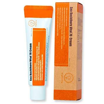 PURITO Sea Buckthorn Vital 70 Cream Витаминный крем с экстрактом облепихи, 50мл.