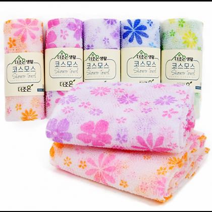 Cosmos shower Towel 10 ea in 1 - мочалка полотенце, набор из 10шт.