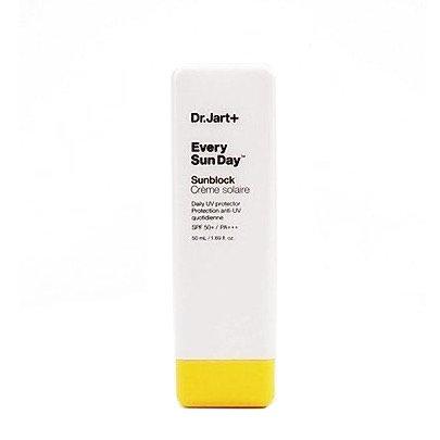 Dr.JART+ Every Sun Day Sunblock SPF50+/PA+++ Солнцезащитный крем 50мл., корейская косметика оптом, Rich cosmetic
