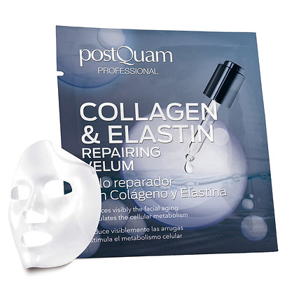 Kollagen & Elastin Gesichtsmaske