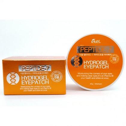 """EKEL """"Eye Patch Peptide-7"""" Патчи для глаз с пептидами, 90гр, 60шт."""