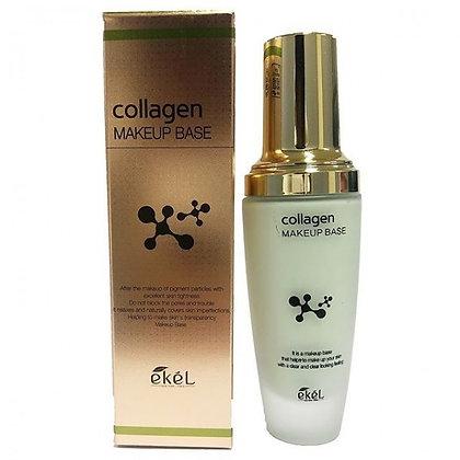 """EKEL """"Collagen Makeup Base"""" Корректирующая база под макияж с коллагеном, 50мл."""