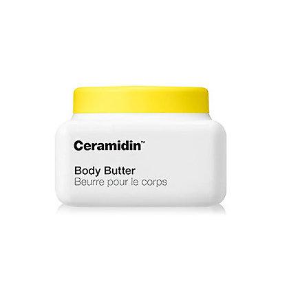 Dr.Jart+ Ceramidin Body Butter 200ml Насыщенный крем-масло с керамидами для тела, корейская косметика оптом, Rich cosmetic