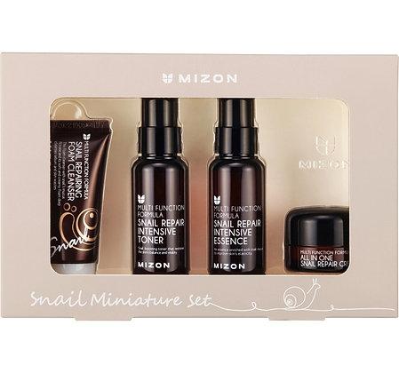 Mizon,  Mizon Snail Mini Pack, azalee cosmetic shop, feuchtigkeits creme, naturkosmetik, anti aging creme, anti cellulite