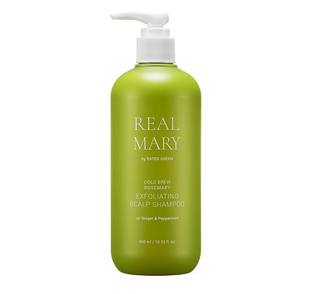 Rated Green, Real Mery Exfoliating Scalp Shampoo