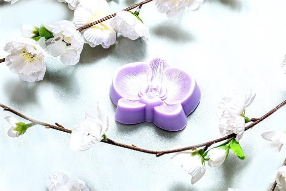 "Glycerinseife ""Orchidee"" lila, Azalee Cosmetic Shop Stuttgart"