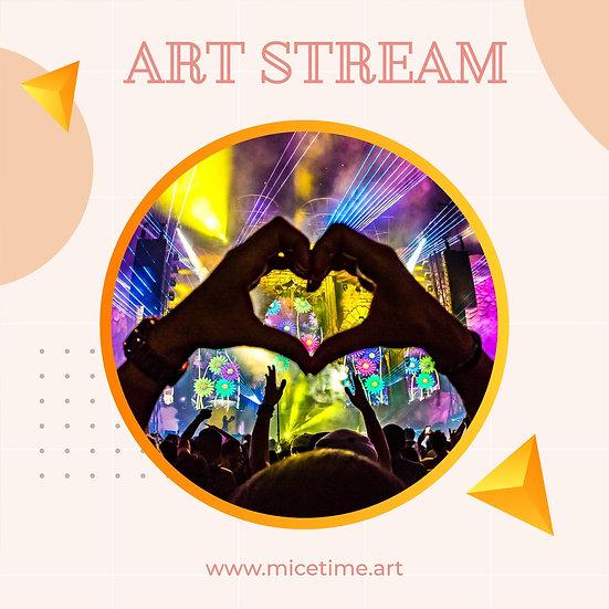 Международный проект ART STREAM